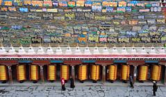 Mani stone wall at the Jinlong Gön a nunnery, Tibet 2013 (reurinkjan) Tags: nunnery ommanipadmehum 2013 oṃmaṇipadmehūṃ བོད་ལྗོངས། buddhistscripturesorpecha དཔེ་ཆ།ཆོས་དཔེ། sanskritmantra ©janreurink tibetanplateauབོད་མཐོ་སྒང་bötogang tibetབོད buddhistསངས་རྒྱས་ཆོས་ལུགས་པ dardoདར་མདོ་county nunneryཨ་ནི་དགོན་པ་anidgonpa buddhismསངས་རྒྱས་ཆོས་ལུགས།sangsrgyaschoslugs ommanipadmehungཨོམ་མ་ནི་པད་མེ་ཧུང༌ommanipémehung khamཁམས།easterntibet mentang ༢༠༡༣ khamཁམས་བོད khamsbodkhamwö ancientchaklakingdom lhaganggrassland jinlonggön manistonewall shadakshariformofavalokiteshvaratibetanchenrezig ༀམཎིཔདྨེཧཱུྃ།tibetanpinyinommanibêmêhum maniwallམན་ཐང༌