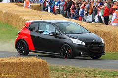 Peugeot 208 GTi 30th Anniversary - 2014 (Tony CC Gray) Tags: canon classiccar fos 2014 goodwoodfestivalofspeed tonygray peugeot208gti
