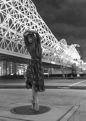 LB Dance - lan (cjcmarquez) Tags: ballet 35mm canon blackwhite dance ballerina dancer longbeach final pike canon6d