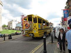 Duckmobile Q46PDV Windsor 30 Apr 2014 (N-N trammie) Tags: windsor berkshire duckmobile q46pdv