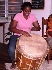 Garifuna Drumming at Hickatee (Dis da fi we) Tags: garifuna garifunadrumming puntagorda toledodistrict belize drumming lessons drumminglessons toledo hickateebelize hickateepuntagorda jungle rainforest forest wildlife culture cottages hickatee