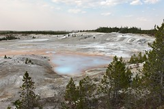 yellowstone - norris geyser basin - usa - 08 (hors-saison) Tags: park usa basin national yellowstone wyoming geyser norris unis tats