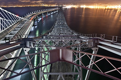 "Eastern Span of Bay Bridge • <a style=""font-size:0.8em;"" href=""http://www.flickr.com/photos/25078342@N00/14416288020/"" target=""_blank"">View on Flickr</a>"