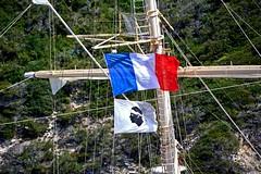 Mture su Star Clipper (Diegojack) Tags: mer vacances corse paysages bonifacio 2014