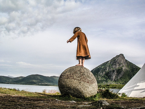 Fra Lofotr vikingfestival