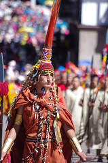 Inti Raymi 2014, Cusco, Peru (ARNAUD_Z_VOYAGE) Tags: plaza city costumes sunset people music food sun peru colors june festival inca america de religious la colorful aya view place mask pentax god cusco armas south year ceremony southern most celebrations empire sharing andes ritual 24 woven tradition vega cultures inti sapa important origin huma indigenous incas ceremonies hemisphere pachamama mythical raymi kx processions dances 2014 garcilaso pachacuti haukaypata