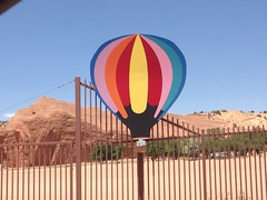 Home of the Red Rock Balloon Festival (JJP in CRW) Tags: newmexico route66 redrock gallup