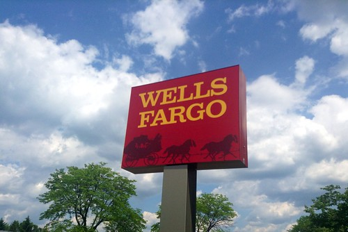 From flickr.com: Wells Fargo Bank {MID-283377}