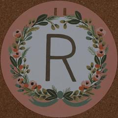 Garland Letter R (Leo Reynolds) Tags: garland r letter squaredcircle rrr oneletter letterset grouponeletter xsquarex xleol30x sqset107 xxx2014xxx
