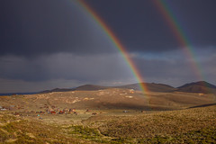 Double Rainbow Over Bodie (Jeff Sullivan (www.JeffSullivanPhotography.com)) Tags: california park travel friends copyright usa storm abandoned jeff nature weather rural canon landscape photography town photo rainbow day unitedstates state decay ghost conservation stormy august historic bodie lands sullivan bridgeport blm fob easternsierra monocounty bureauoflandmanagement bodiestatehistoricpark 21014 bodiehills visitca visitcalifornia 5dmarkiii bodiefoundation bdsh conservationlands15 visitmonocounty visiteasternsierra caliparks