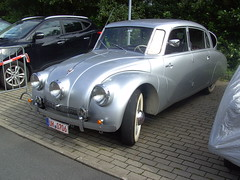 1939 Tatra T87, series 1 (Davydutchy) Tags: germany deutschland thringen rally august thuringia register annual 20 allemagne 20th 87 duitsland tatra trd t87 2014 jahrestreffen suhl nmecko