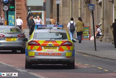 Ford Mondeo Glasgow 2014 (seifracing) Tags: road rescue cars ford scotland europe britain glasgow scottish police vehicles research emergency polizei spotting recovery strathclyde armed ecosse 2014 seifracing sf60cky