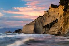 Corfu Drama (Nomadic Vision Photography) Tags: sunset motion landscape island scenic dramatic greece corfu jonreid tinareid nomadicvisioncom
