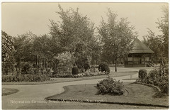 South Park Gardens historical