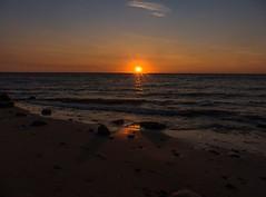 Sunset Light (SueZinVT) Tags: sunset cape cod caviardreams briewsterflats