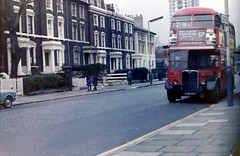 Stockwell (Old Bus Man) Tags: rt stockwell southlambethroad 57a