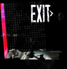 Exit (struktur design) Tags: photoshop design graphics experimental graphic struktur designs illustrator infographie graphisme graphiste