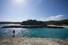 klayar cliffs
