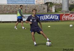 Control de Jorge Merino (Dawlad Ast) Tags: espaa club training de spain cd soccer asturias luanco merino jorge estadio futbol miramar marino deportivo entrenamiento