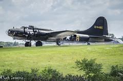 Memphis Belle (7 of 10) (R'lyeh Imaging) Tags: philadelphia nikon b17 bomber warbird d7000 memphiabelle