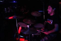Los Diablos (josemrosas) Tags: rock mexico punk bulldog losdiablos gatocalavera