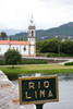 Rio Lima (amisbk196) Tags: portugal church river amis 2014 riolima pontedelima 5photosaday