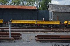 30208, Portlaoise PW, 22/8/14 (hurricanemk1c) Tags: irish train rail railway trains railways irishrail pwd 2014 portlaoise iarnrd 30208 ireann iarnrdireann spoilwagons portlaoisepw