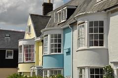 Windows(Pastel colours) (amanda.parker377) Tags: windows curvedwindow pastelcolours wivenhoeessex