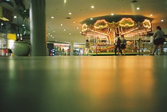 Lost in the mall (Stitch) Tags: film mall lomo lca lomography philippines negative worms merrygoround weekly eyeview quezoncity asa100 ratseyeview trinoma