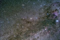 Cygnus Est (Laurentiu Alimpie) Tags: milkyway cygnus nebulae astrometrydotnet:status=solved astrometrydotnet:id=nova952306