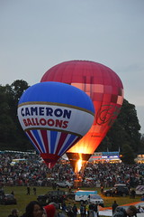 Cameron Ballons & Group First Balloon (CoasterMadMatt) Tags: show city uk greatbritain summer england hot southwest west english field court season bristol photography miniature site model nikon europe fiesta estate display photos unitedkingdom britain air south group balloon flight first august special event international photographs cameron gb hotairballoon balloonfiesta british launch ashton grounds ballooning biggest hardys 2014 ashtoncourt specialevent nikond3200 ukcity launchsite d3200 bristolinternationalballoonfiesta cameronballoons cityevent cityofbristol groupfirst coastermadmatt modelballoons miniaturehotairballoons august2014 europesbiggest coastermadmattphotography balloonfiesta2014 modelhotairballoons europesbiggestballoonfiesta groupfirstballoon