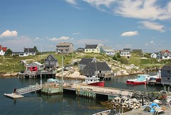 Peggys Cove,  Nova Scotia,  Canada (Flame1958) Tags: port novascotia harbour halifax peggyscove 2014 fishingport 0714 060714
