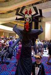 Aku (macavitecas) Tags: cosplay convention aku dragoncon samuraijack
