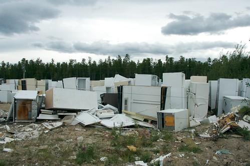 Whitehorse landfill