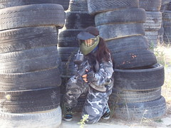 LA BESTIA 007 (Maskepaintball) Tags: labestia