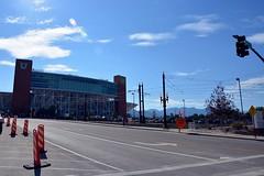 Rice Eccles Stadium. (kuabara) Tags: city trip usa lake utah ut stadium united salt states slc