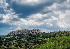 Acropoli - Atene (marypink) Tags: sky clouds athens acropoli rocca cecropia atene 2470mmf28 nikond5200 156mslm