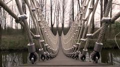 touwbrug (Remke Luitjes) Tags: bridge netherlands colors nederland samsung rope zoetermeer brug touw