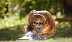 Sur le radeau de la méduse ! (DidiTisseDesLiens (AB)) Tags: doll wig pullip didi clémence stica
