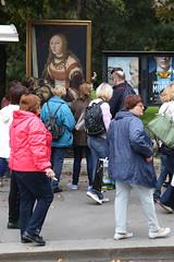 photoset: Kunsthistorisches Museum: Bruegel & Co. Outdoor - Alte Meister auf der Straße (14.9.2014 - Ringstraße)