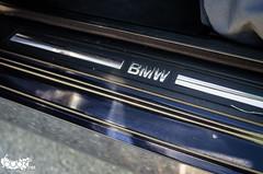 BMW E38 740d. (Stefan Sobot) Tags: blue car race sedan nikon shoot photoshoot alpina fast osijek croatia exotic german bmw luxury rare b7 supercar hrvatska hamma e38 d7000 740d