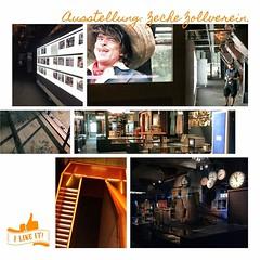 Gelungene & sehr informative Ausstellung in der Zeche Zollverein. Essen.  Wir hielten uns mehrere Stunden hier auf und es wurde nicht eine Minute langweilig.   #zechezollverein #zeche #zollverein #essen #ruhr #ruhrpott #kiratontravel #travelblog #travel #