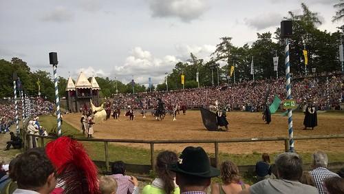 Kaltenberg Medieval Tournament 2014