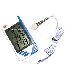 เครื่องวัดความชื้นโรงเพาะเห็ด Digital ราคาประหยัด