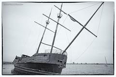 abandoned ship (martinaschneider) Tags: ontario abandoned boat ship jordanharbour