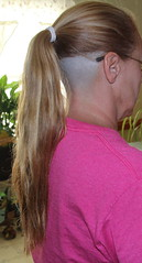 IMG_3856A (gm7960) Tags: shaved longhair nape undercut napeshave