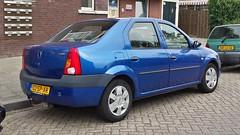 Dacia Logan 1.4 MPI Laurate (sjoerd.wijsman) Tags: auto blue holland cars netherlands car blauw nederland thenetherlands voiture vehicle holanda autos logan paysbas olanda fahrzeug bluecar niederlande zuidholland dacia pijnacker carspotting bluecars dacialogan dcar carspot sidecode6 03spxr