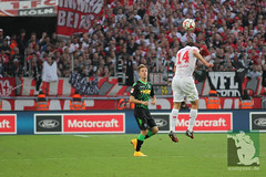 "DFL BL15 1. FC Köln vs. Borussia Moenchengladbach 21.09.2014 047.jpg • <a style=""font-size:0.8em;"" href=""http://www.flickr.com/photos/64442770@N03/15313961415/"" target=""_blank"">View on Flickr</a>"