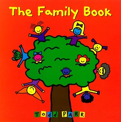 The Family Book (Vernon Barford School Library) Tags: 9780316738965 toddparr todd parr family families familylife identity vernon barford library libraries new recent book books read reading reads junior high middle school vernonbarford fiction fictional novel novels hardcover hard cover hardcovers covers bookcover bookcovers readinglevel grade1 rl1 picturebooks picturebooksforchildren individual individuality