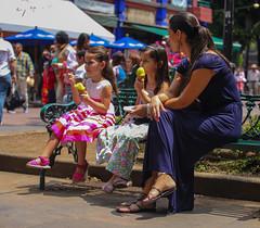 Coyoacan 354 color (L Urquiza) Tags: public space street coyoacan mexico city ciudad colors cdmx